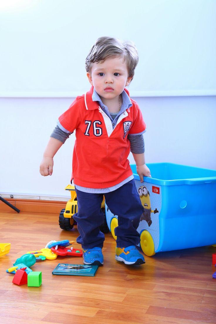 Jerónimo y sus juguetes