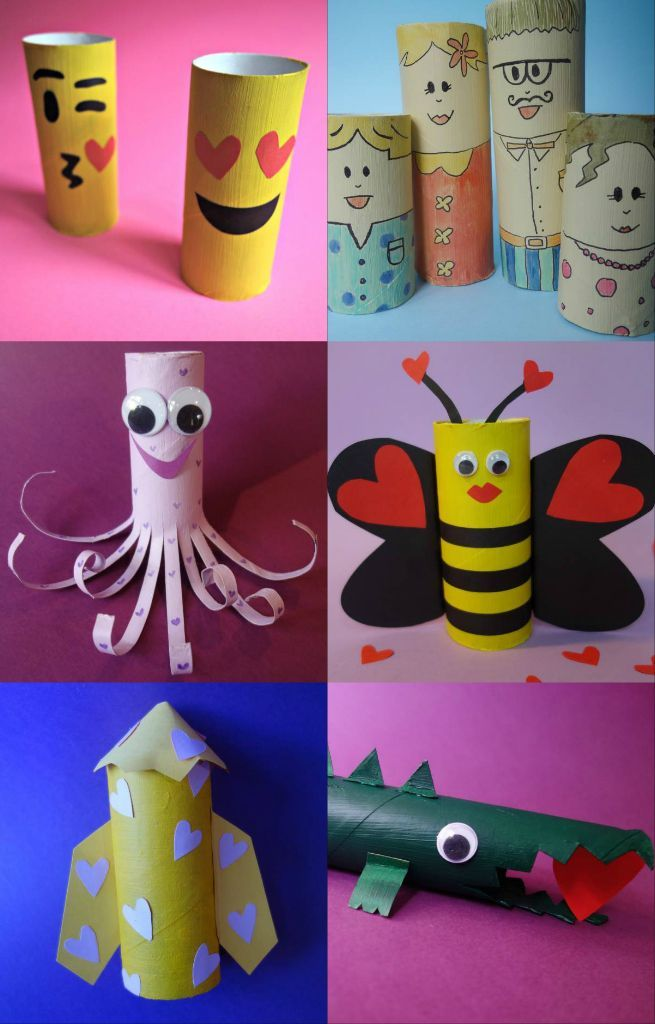 Simple Diy Toilet Paper Roll Crafts For