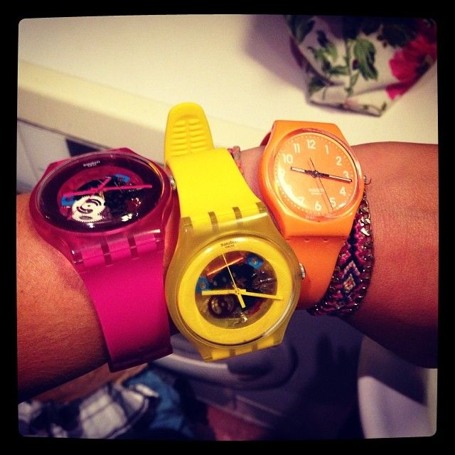 #Swatch: York Style, Fashion Swatch, Swatch Watches, Fashion Magazines, Sporty Stuff