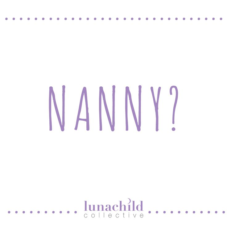 Are you looking for a #Nanny? Look no further.  Head to our website to get in touch  with us!