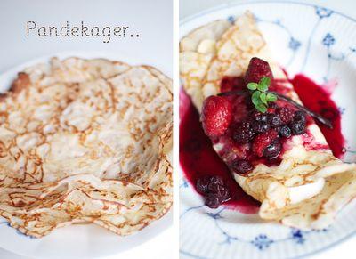 Morgen-pandekager (glutenfrie)