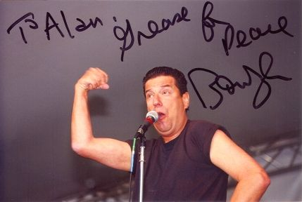 Sha Na Na, Bowzer  Does anybody remember this? Wish I could find old shows off this.
