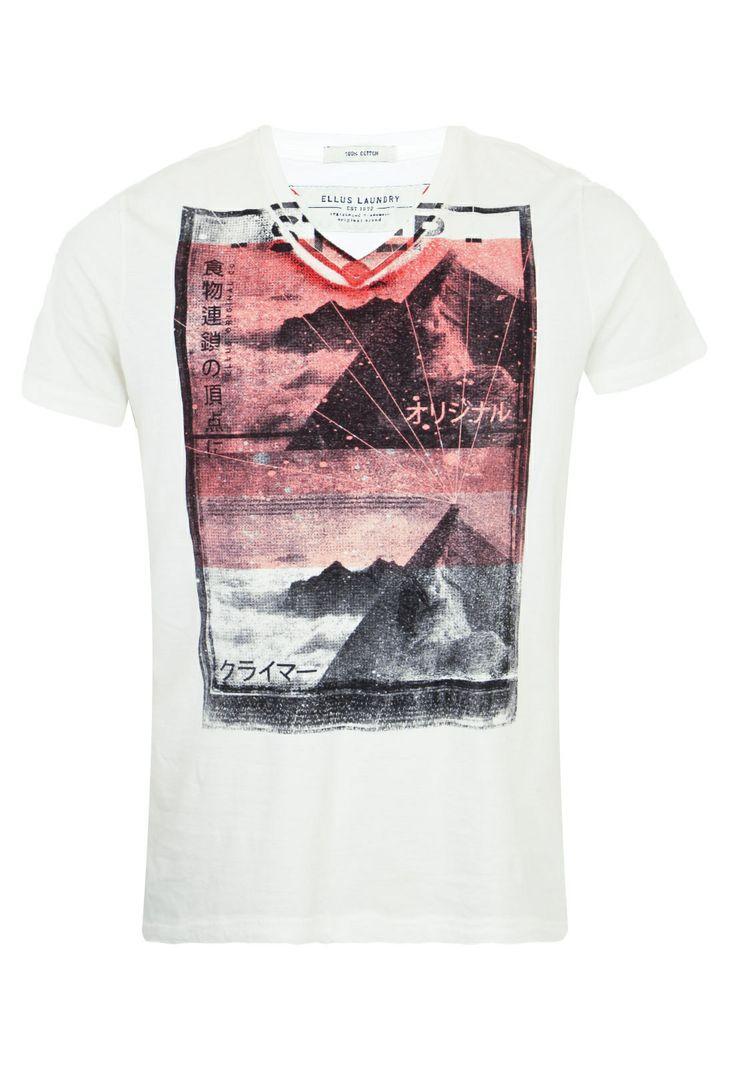 Camiseta Ellus Steep Branca