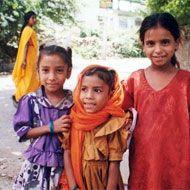 Frivilligt arbejde i Indien