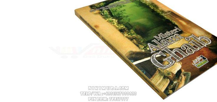 Buku Islam Misteri Alam Ghaib - Syaithan merupakan musuh besar dari umat Muslimin, hendaklah mereka berhati-hati dan mempersiapkan senjata mereka yaitu Alquran dan As-Sunnah. Atas dasar itulah pembahasan buku ini agar menjadi harapan kaum muslimin untuk mengalahkan mereka. Rp. 49.000,-  Hubungi: +6281567989028  Invite: BB: 7D2FB160 email: store@nikimura.com  #bukuislam #tokomuslim #tokobukuislam #readystock #tokobukuonline #bestseller #Yogyakarta #