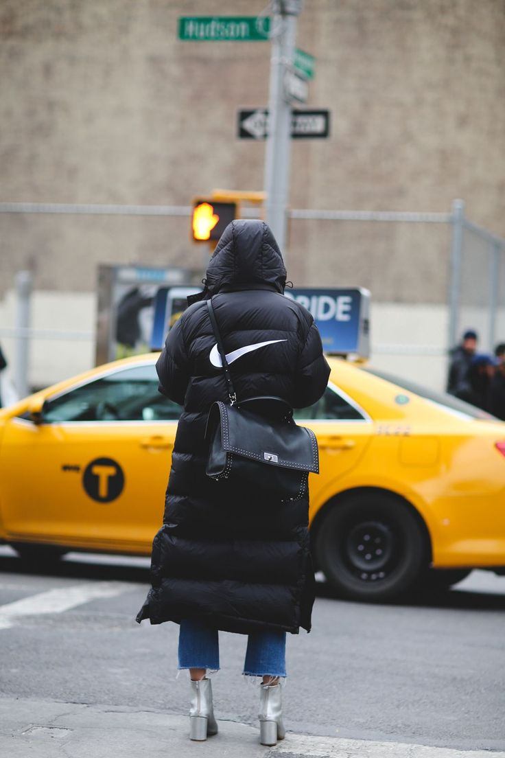 This fashion week: Just do it. #refinery29 http://www.refinery29.com/2016/02/103173/ny-fashion-week-fall-winter-2016-street-style-pictures#slide-175