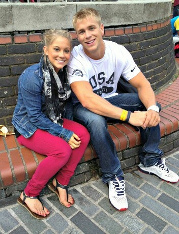 Shawn Johnson & Ryan Edwards