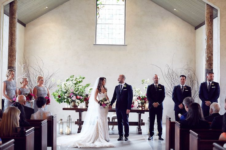 Ceremony time at The Chapel #wedding #chapel #marriage #vowels #bride #groom #family #love