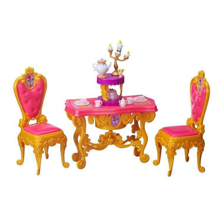 Disney Princess - Set cina al Printesei Belle, figurine si jucarii ieftine de Craciun  Vezi pe http://www.buyxpress.co/disney-princess-set-cina-al-printesei-belle/