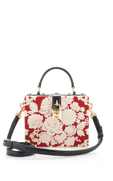 SS15 Box Bag by Dolce & Gabbana for Preorder on Moda Operandi