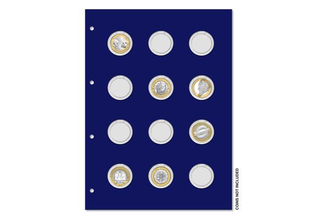Change Checker Prestige £2 Collector Page
