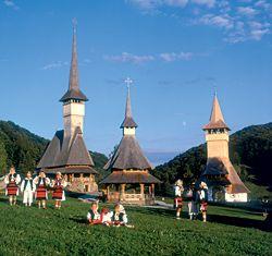 Barsana - Maramures, Romania