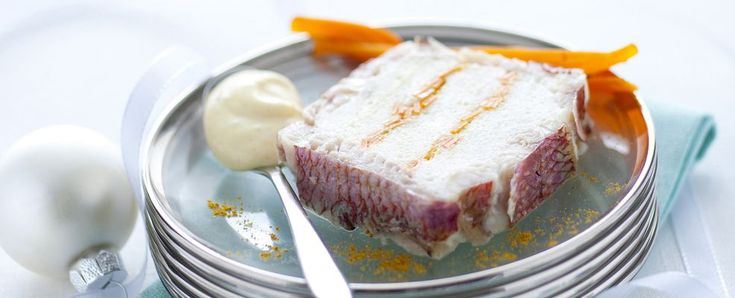 terrina di triglie con carote al curry Sale&Pepe