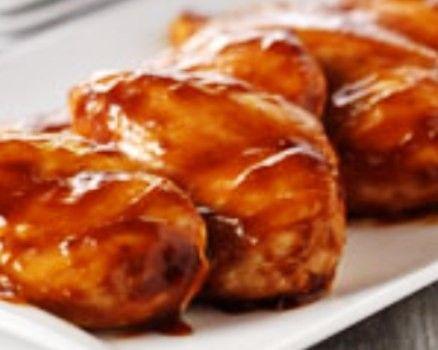 Delicious dump chicken recipes  cranberry chicken, raspberry chicken,sweet and spicy glazed chicken, teriyaki chicken