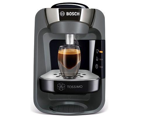 Chollo Cafetera Espresso Bosch Tassimo Tas 3202 por sólo 44€!