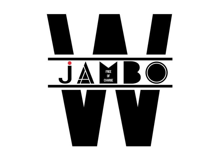 JAMBO logo Design Type B