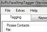 AvPicFaceXmpTagger. This program fetches that face recognition data from Picasa and stores it as XMP-MP meta tags inside the JPEG pictures. Now your pictures are truly portable. Info stays inside image... Gr8 work Andreas! :- )
