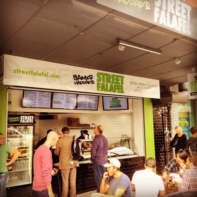 At Street Falafel, we serve AUTHENTIC MIDDLE EASTERN FOOD. Come over and dine-in or takeaway. Like us, follow us, download our app, and stay tuned!