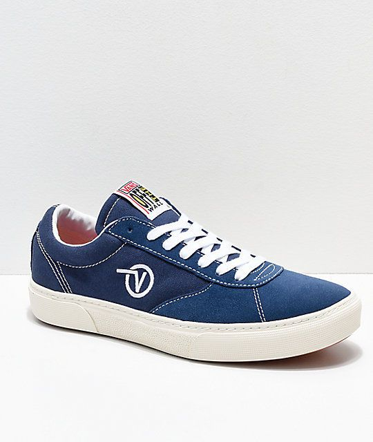 60400c34283f7e Footwear 50883  Vans Paradoxxx Dark Denim Skate Shoes. Ultracush Dane  Reynolds. Sizes 9 - 12 -  BUY IT NOW ONLY   65 on  eBay  footwear   paradoxxx  denim ...