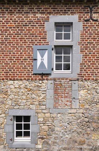 Detail  kasteel Sennich