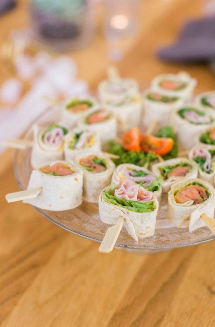 Fingerfood & Snacks: 10 einfache und raffinierte Rezepte für eure Party