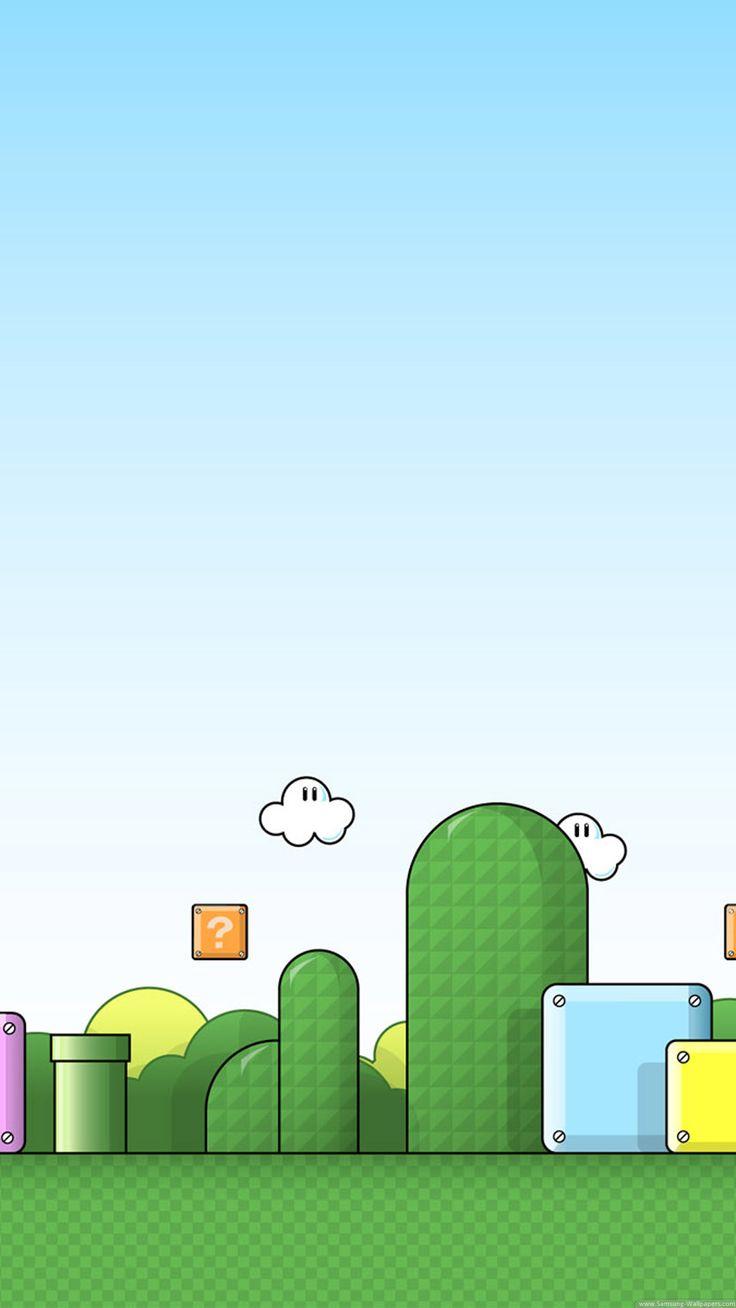 Mario HD Wallpapers Backgrounds Wallpaper