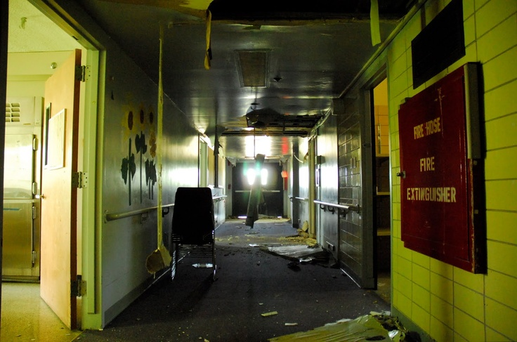 Chicago S Abandoned Southside Mental Hospital The
