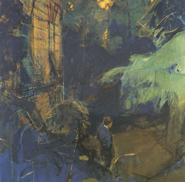 Alberto Sughi (1928-2012) Existential Realism painter