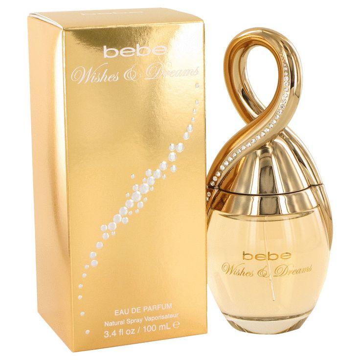 Bebe Wishes & Dreams Perfume by Bebe – 3.4 oz Eau De Parfum Spray  Bebe Wishes & Dreams Perfume by Bebe – 3.4 oz Eau De Parfum Spray for WomenPrice: $26.2Read More and Buy it here!  http://www.ponderosa.co/p1001/2015/12/01/bebe-wishes-dreams-perfume-by-bebe-3-4-oz-eau-de-parfum-spray/