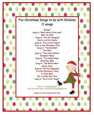 Best 25+ Fun christmas songs ideas on Pinterest | Office christmas ...