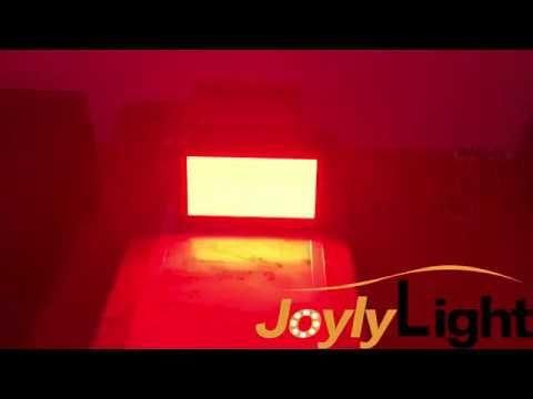 Joylylight 1000w RGB led strobe light atomic stage light