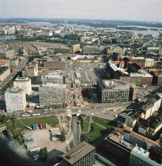 leikkipuisto kamppi Uusikaupunki