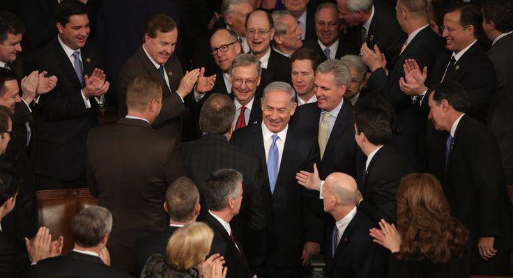 King Bibi (Binyamin Netanyahu) Israel