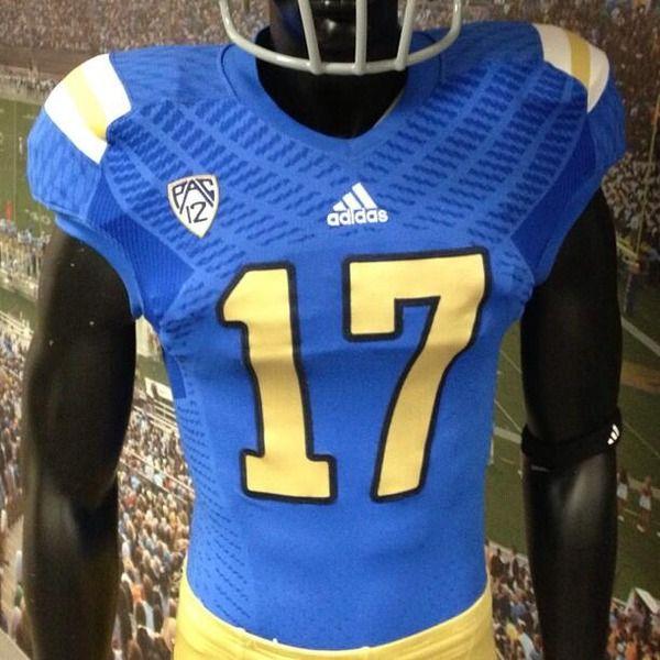 nebraska and ucla are getting new adidas uniforms and nebraskas look cooler