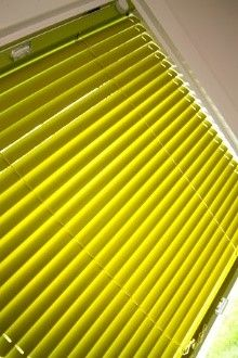 Noisy Venetian blinds can help to raise the alarm and protect your home from burglars whilst you are away on holiday.