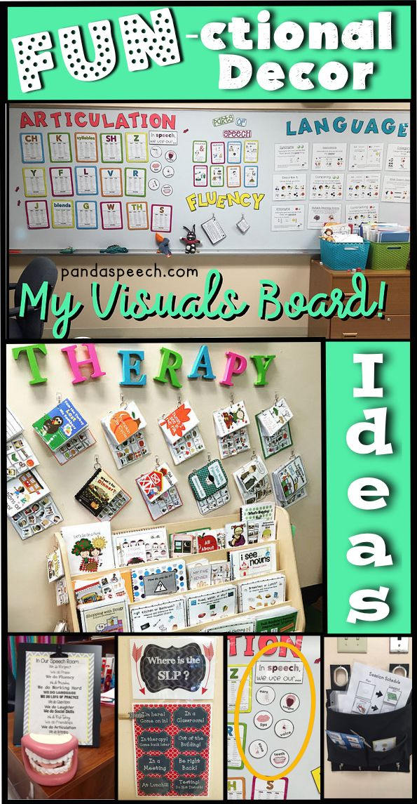 Use decor to support student progress!