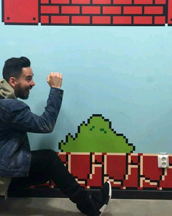 Mike (Mario) Shinoda <3 - Linkin Park