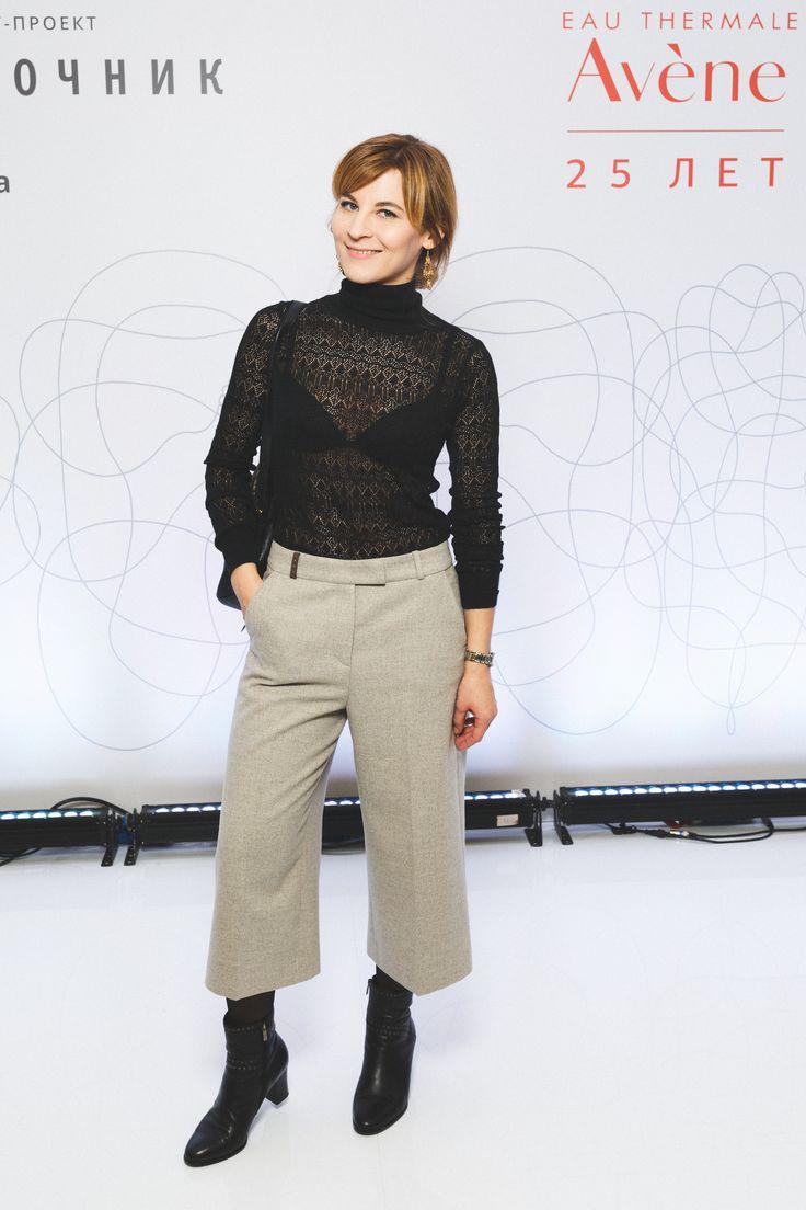 Французский бренд дермокосметики Eau Thermale Avène отметил своё 25-летие выставкой «Я – источник» в МАММ. Блогер Мария Тур