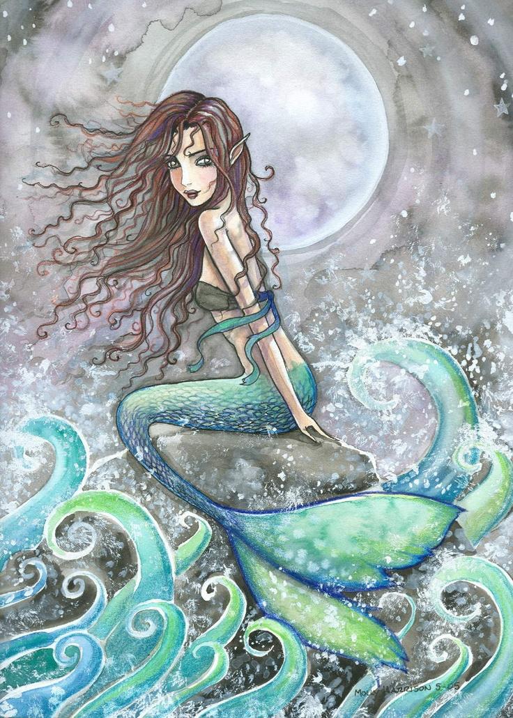 1283 Best Mermaid Musings Images On Pinterest