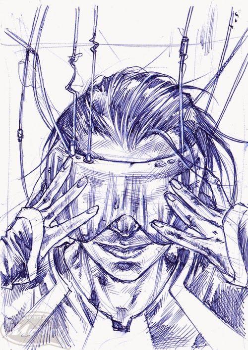 #DanielMaia #comic #ilustracion  #comicconportugal