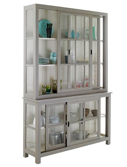 102 best landhausstil images on pinterest china cabinet chinese cabinet and closet storage. Black Bedroom Furniture Sets. Home Design Ideas