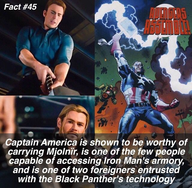 Cap is certainly worthy