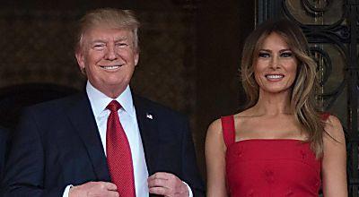 Donald Trump aceitou ter filho se Melania recuperasse a boa forma após gravidez, diz revista
