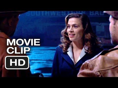 ▶ Marvel One-Shot: Agent Carter Official Movie Clip - Action Peggy (2013) - Short Film HD - YouTube