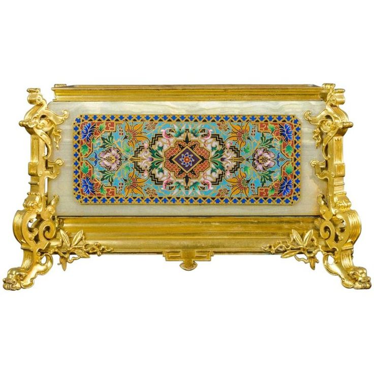 Large Jardinière Attributed to Georges Emile Henri Servant, Paris, circa 1878