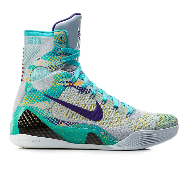 Nike Kobe 9 Mid Elite Series Fly Knit Hero at Crooked Tongues