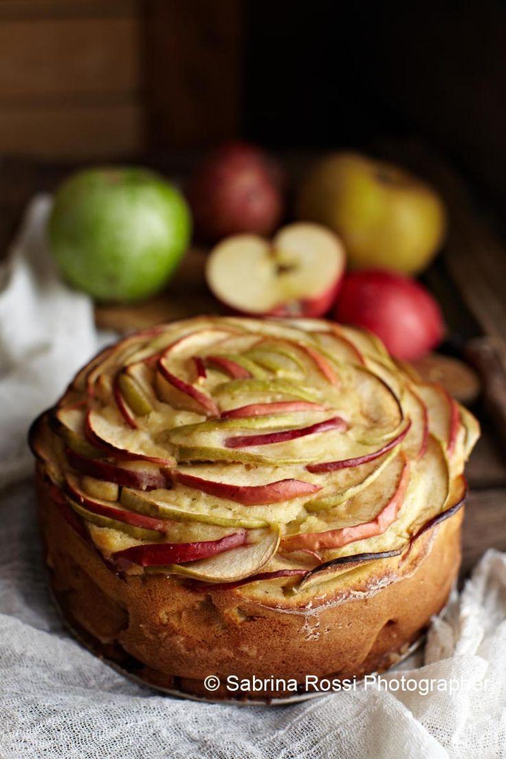 Rose Apple Cake to celebrate Autumn - Insidemybag