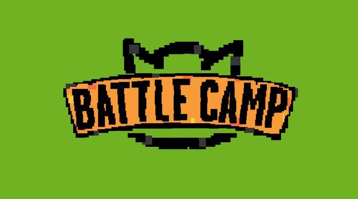 8 bit battle camp