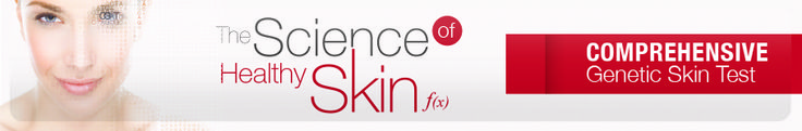 SkinDNA™ is a revolutionary DNA laboratory test that examines 16 genetic markers (SNPs) in 5 categories associated with skin ageing. We have secretly introduced them to you over the past 5 days:  1. Firmness + Elasticity 2. Wrinkling 3. Sun Damage + Pigmentation 4. Free Radical Damage 5. Sensitivity + Inflammation For more information visit: http://www.capellahealth.com.au/skindna