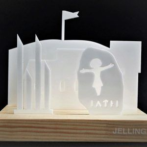 jelling-høj-palisader-runesten-kirke-ryborg-urban-design-denmark-bolig-indretning-dekoration-souvenir-akryl-cities-fyrretrae-nordisk-gave-moderne-historie-kultur-eventyr-silhuet